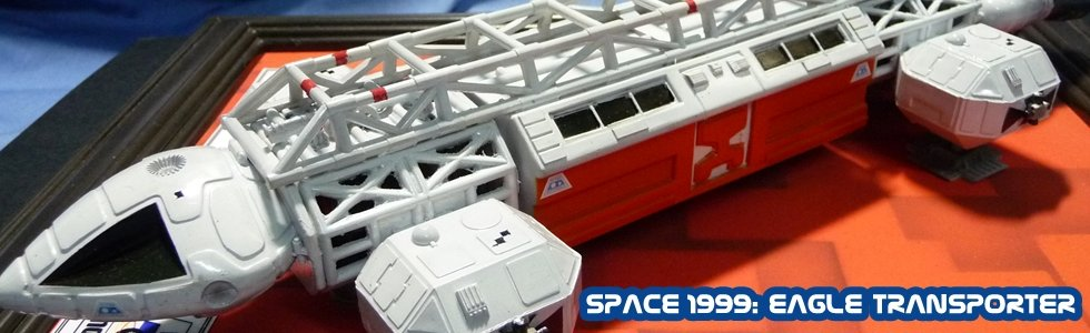 Space 1999 Eagle Transporter